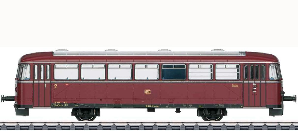 320-41988 Schienenbus-Beiwagen VB 98 der