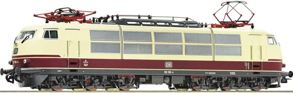 321-70210 Elektrolokomotive BR 103 der D