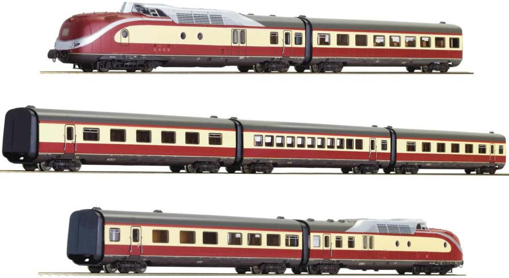 321-71934 7-teiliger Dieseltriebzug BR 6