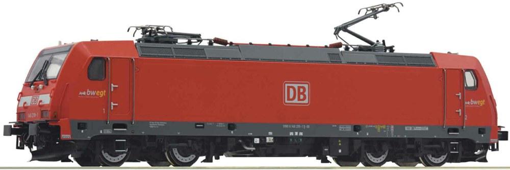 321-73337 Elektrolokomotive BR 146.2, DB