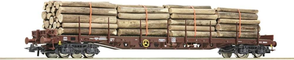 321-76574 Rungenwagen Bauart Rs mit Holz