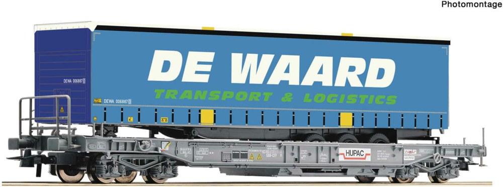 321-76754 Einheitstaschenwagen, HUPAC Ro