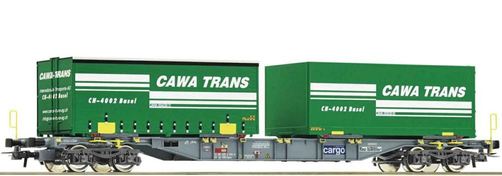 321-76949 Containertragwagen der SBB Roc