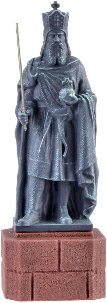 326-48288 Karl der Große Statue Vollmer