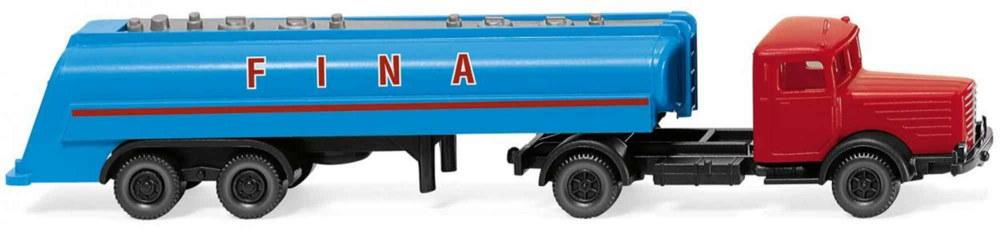 327-098242 Tanksattelzug (Büssing 8000) F