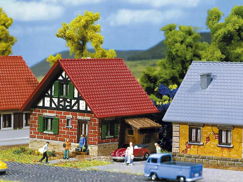 328-282764 Siedlungshaus Faller Die Stadt