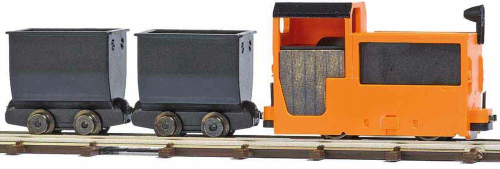 329-12020 Grubenbahn Start-Set