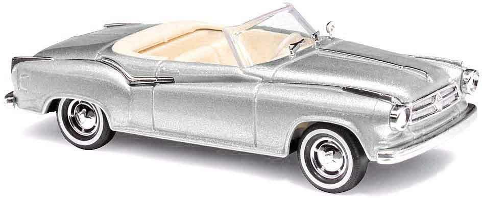 329-43173 Borgward Isabella Cabrio Metal