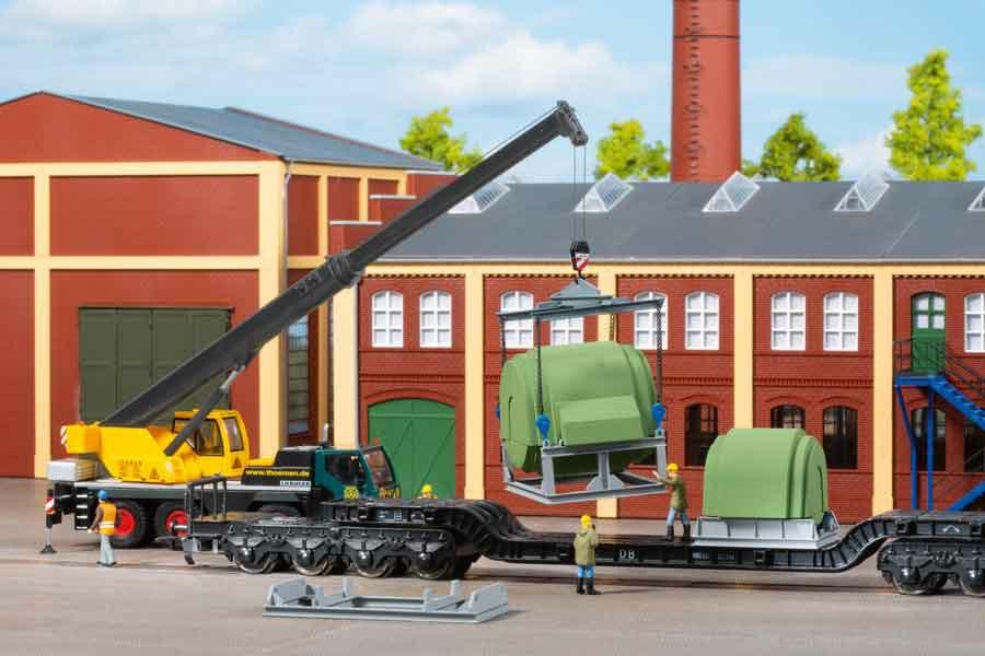 335-41653 Beladegut Umformer Auhagen Mod