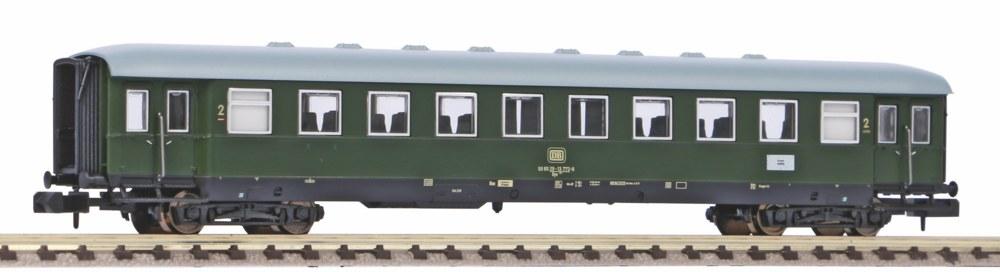 339-40620 Schürzeneilzugwagen 2. Klasse