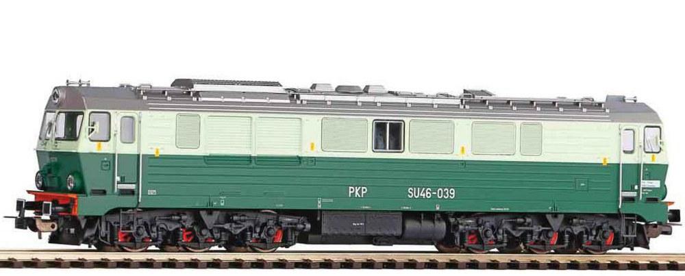 339-52860 Diesellokomotive BR SU46  PKP