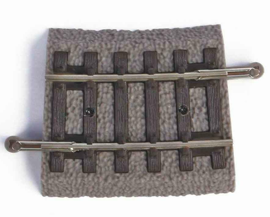 339-55417 A-Gleis mit Bettung Bogen R1 3