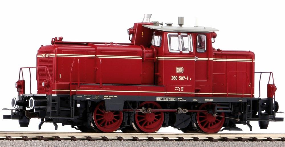 339-55907 Sound-Diesellokomotive BR 260