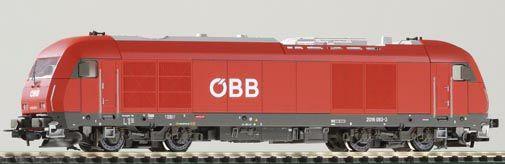 Spur H0 PIKO 57580 Diesellok Herkules Rh2016 der ÖBB Epoche V