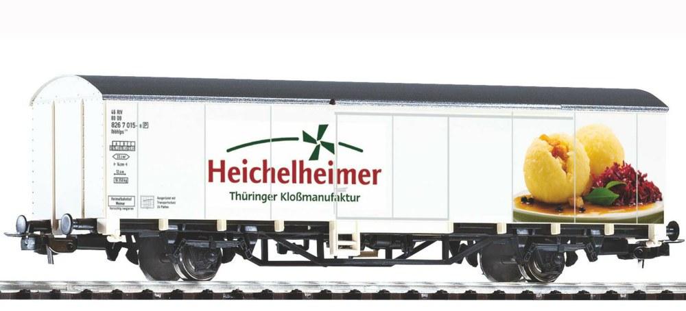 339-58765 Gedeckter Güterwagen Heichelhe