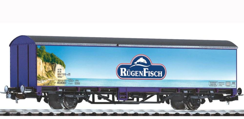 339-58766 Gedeckter Güterwagen mit Aufdr
