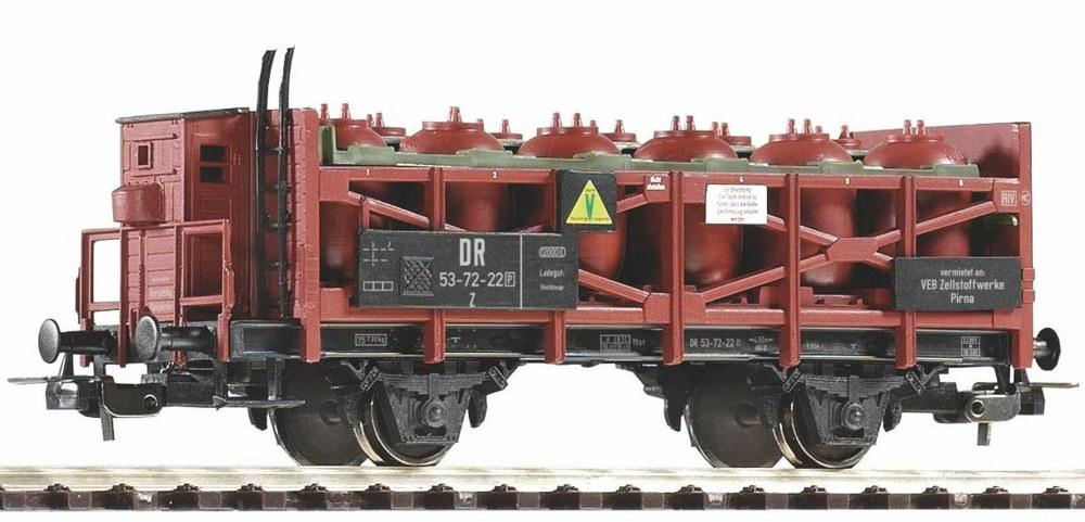 339-58917 Säuretopfwagen der DR PIKO Cla