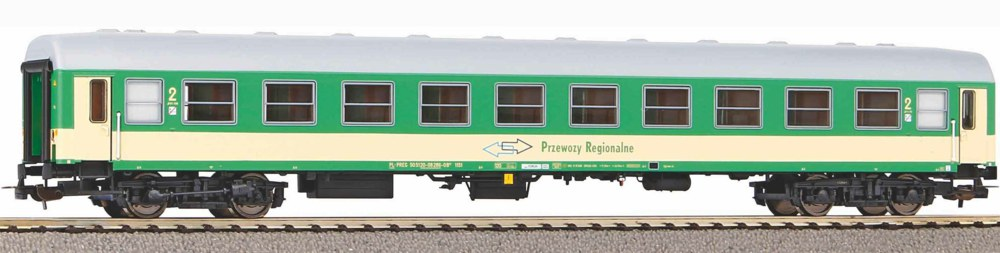 339-97612 Personenwagen 111A PR PIKO Exp
