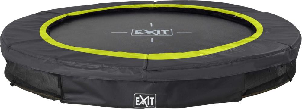 Exit 12940600 8719743252349 Exit Silhouette O 183 Cm Schwarz Exit