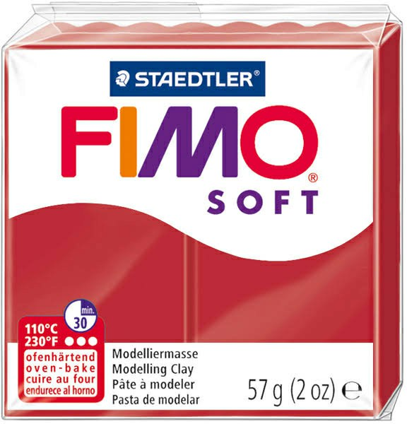 954-80202P FIMO® effect Weihnachtsrot Ofe