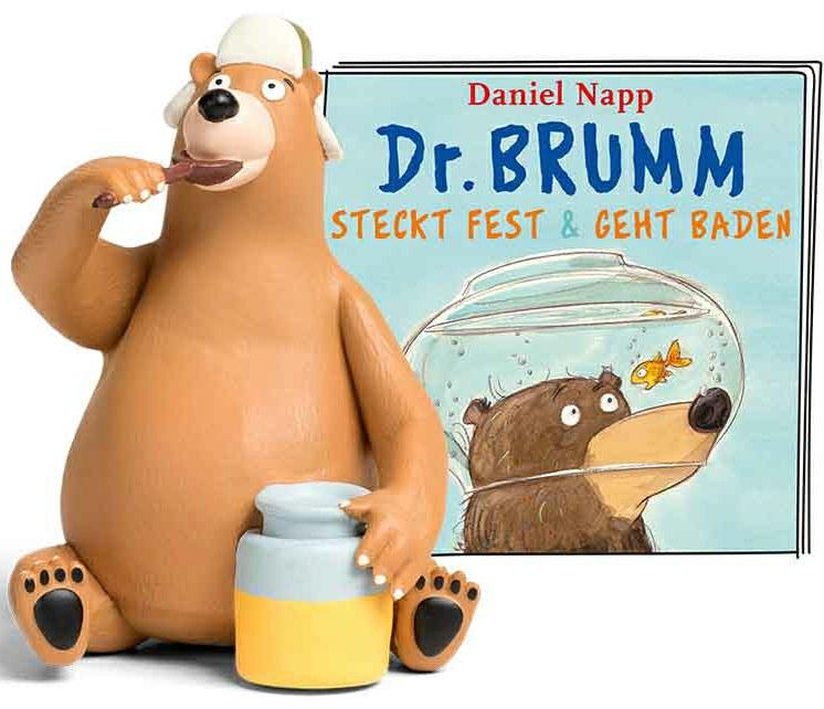 969-10109 Dr. Brumm - Dr. Brumm steckt f