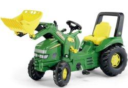 003-046638 Rolly toys rollyX-Trac John De