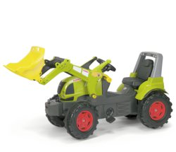 003-710232 Claas Arion mit rollyTrac Lade