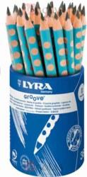 004-1873362 Lyra Groove Graphite Bleistift
