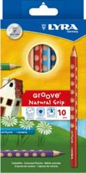 004-3811100 Lyra Groove Hängeetui mit 10 S