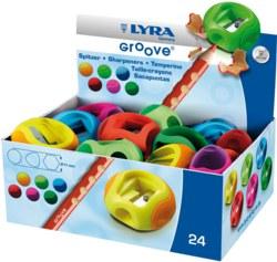 004-7301150 Anspitzer, Groove Jumbo Lyra,