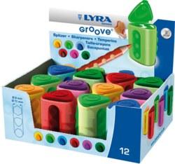 004-7311250 LYRA Groove Doppelspitzerdose
