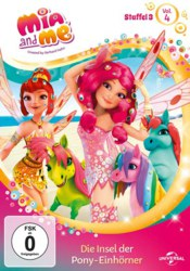 009-153220 Mia and Me, Season 3 Vol. 4, D