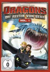 009-156203 DVD Dragons- Die Reiter von Be
