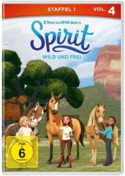 009-158275 DVD Spirit Staffel 1.4: Luckys