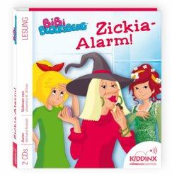 009-423110 Bibi Blocksberg - Zickia Alarm