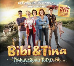009-425807 CD Bibi & Tina Soundtrack 4.Ki