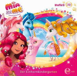 009-5122852 CD Mia And Me 29 - Der Einhorn