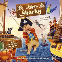 009-5123122 CD Käpt'n Sharky - Original Hö