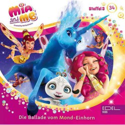 009-5133472 CD Mia and me 34 - Die Ballade