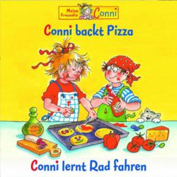 009-5186692 CD Conni backt Pizza / lernt R
