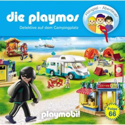 009-5662592 CD Die Playmos 6 - Detektive a