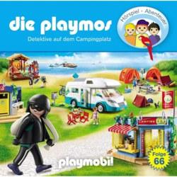 009-5662592 CD Die Playmos 6 - Detektive a