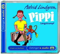 009-590221 CD Pippi Langstrumpf Oetinger