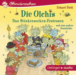 009-591061 CD Die Olchis: Das Stinkersock