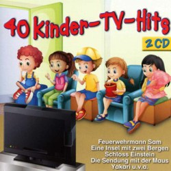 009-750174 CD 40 Kinder TV-Hits Jumbo Neu