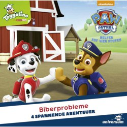 009-8290916 CD PAW Patrol 15 - Biberproble