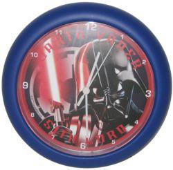 013-EV21420 Star Wars Wanduhr Darth Vader