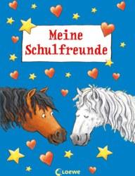 019-5335 Meine Schulfreunde, blau Loewe