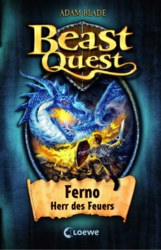 019-6155 Beast Quest, Band 1,  Ferno, H