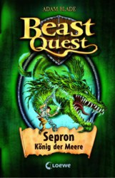 019-6156 Beast Quest, Band 2, Sepron, K